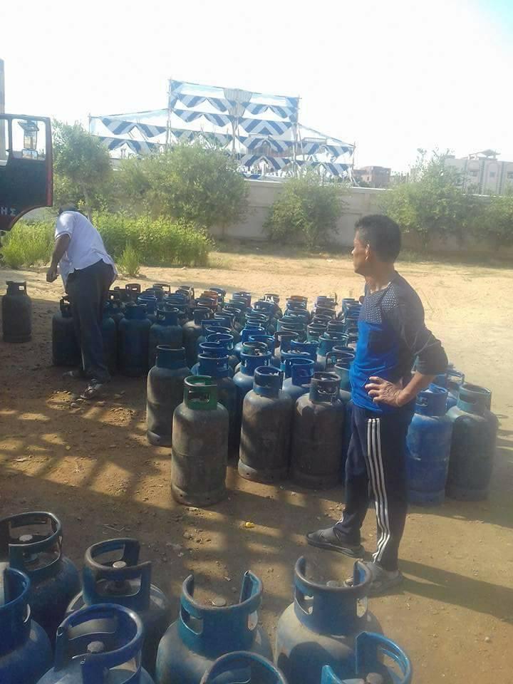 هيئة البترول توافق على استمرارعمل محطة تعبئة البوتاجاز بفايد لمدة 6 اشهر.
