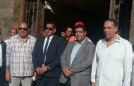 أشرف رشاد يفتتح دار المناسبات بالقباري الإسكندرية