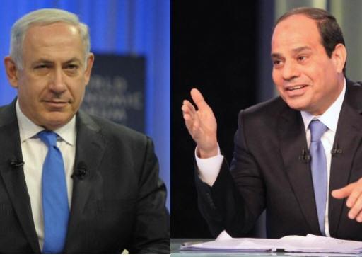 السيسي يلتقي نضيره الاسرائيلي نتنياهو في نييورك للبحث في القضية الفلسطينية