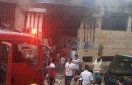 كلاكيت ثان مرة: انفجار هائل بحي شرق يهز ارجاء الاسكندرية والسبب صادم ....