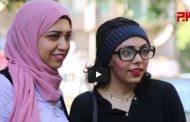 بالفيديو : شاهد رد فعل الفتيات في الشارع المصري عندما  يتم العرض عليهم العمل  كـ