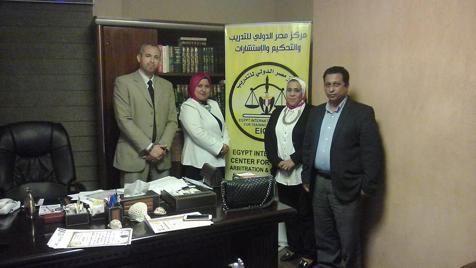 عاجل : توقيع برتوكول تعاون بين مركز مصر الدولي للتدريب ومؤسسة سيدات اسكندرية للتنمية