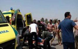 مصرع سائق إثر حادث تصادم على الطريق الدولي بجمصه