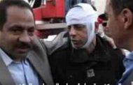عاجل :  أمن الإسكندرية يشيد بشجاعة ضابط مصاب في حريق مصنع العجمي