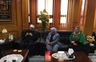 انطلاق فعاليات مؤتمر الثابت والمتغيرفى العلوم العربية والإسلامية لدار علوم المنيا
