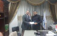 عاجل : هشام شبيطه مساعد الامين العام لحزب المؤتمر بالاسكندريه