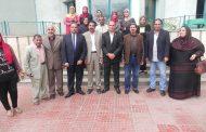 اجتماع عاجل للإقليمي لحقوق الانسان بالشرقية و إجتماع في نادي  المعلمين بالزقازيق شرقية