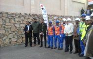 تألق شركة مياه مطروح بمسابقة تنمية مهارات السلامة والصحة بمحطة تحلية الرميلة