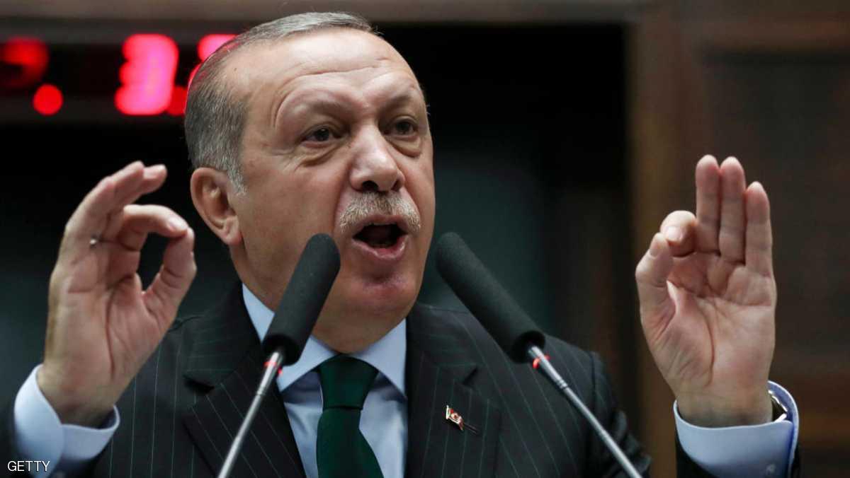 شاهد أردوغان يهدد واشنطن: سنحرك العالم الإسلامي برمته