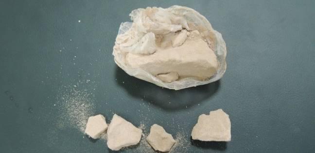 سقوط عاطل  وبحوزته 50 جرام من جوهر الهيروين بابوحماد - شرقية