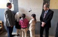 الكشري يطيح بمدير مدرسة دفنو الإعدادية بنات ومسئول المقصف بالفيوم