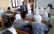 عبد المنعم . متابعة ميدانية بمدارس الفيوم وتفعيل مسابقة أجمل فصل بالمدارس