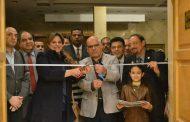 الجمهورية اليوم : هيئة مكتب سفراء السلام بمصر تفتتح معرض الخط العربي والفن التشكيلي للأطفال بمكتبة القاهرة الكبرى بالزمالك