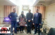 بالصور :حزب مصر القومي والجمهورية اليوم في ضيافة التضامن الاجتماعي بدمياط