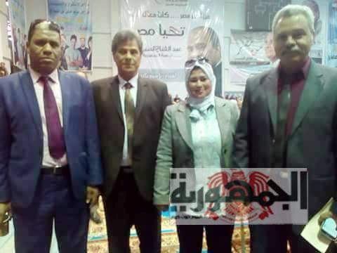 مؤتمر من أجل مصر ,, لدعم الرئيس السيسي لفترة رئاسية جديده بالسويس