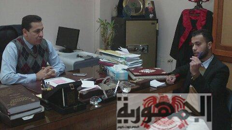 باللصور :الدكتور رضا عبد السلام محافظ الشرقية الأسبق في حوار ساخن للجمهورية اليوم فاتحا الكثير من الملفات