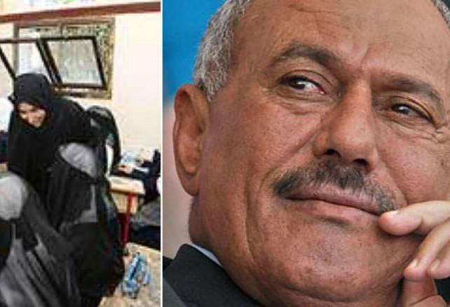 ننشر لكم بالصور.. 5 معلومات عن بلقيس إبنة علي عبدالله صالح الكبرى
