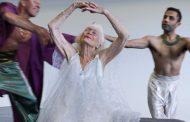 شاهد :الراقصة صاحبة ال 103 عاماً التي أدهشت العالم وقلبت مواقع التواصل رأسا علي عقب