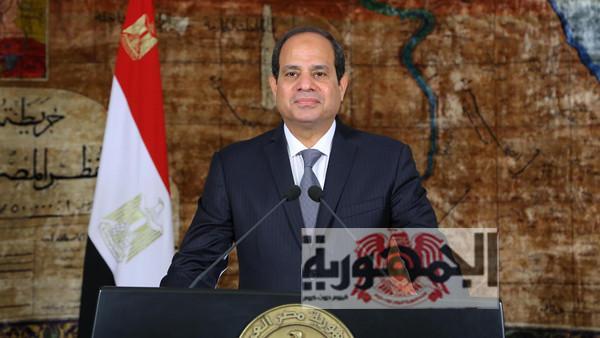 عاجل وهام : الرئيس السيسي يعلن عن قرارات هامة اليوم  ونشرها بالجريدة الرسمية ...