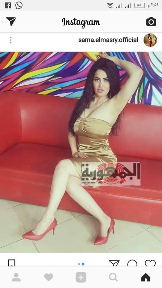 الفنانة سما المصري.. تهنئ جمهورها بمناسبة العام الميلادي الجديد