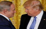 """""""نتنياهو""""يغازل امريكا ويقول.. لا بديل عن أمريكا في عملية السلام..ومن لا يريدها لا يريد السلام"""