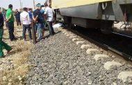 الشرقية : اب يتهم هيئة السكة الحديد بالتسبب في بتر قدم نجله والتفاصيل  ...
