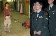 عدالة السماء تقتص من المجندة الامريكية  بسجن ابوغريب