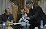 بروتوكول تعاون مشترك بين المديرية المالية و المستشفى التخصصى لجامعة قناة السويس