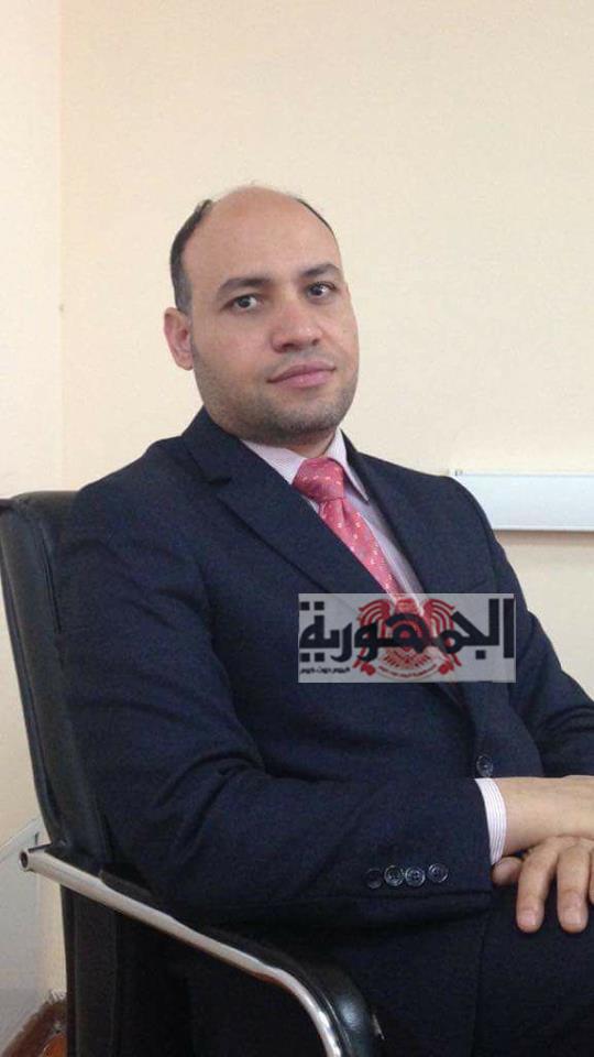 غانم مديرا عاما الاداره الإعلام بوزارة الأوقاف