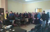 فاعليات الزيارات الميدانية لطلاب الخدمة الاحتماعية