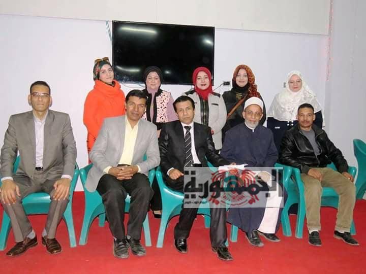 اللجنة الإعلامية بهيئه مكتب سفراء السلام بمحافظه الشرقية تدعم قرار السفيره هدي عبد الله