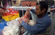ضبط جزارة يبيع لحوم بلدية مذبوحة خارج المجازر وغير صالحة وعليها أختام مزيفه بمستقبل الإسماعيلية .