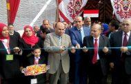 إفتتاح معرض الزهور بــ القناطر الخيرية