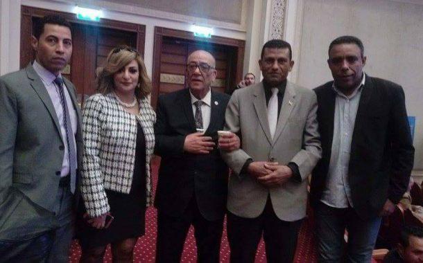 تحالف إحمي مصر يشارك