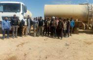 بلاغ لرئيس الجمهوريه مظلومين وعايزين حقوقنا ووقفة احتجاج العاملين بشركة النيل العامة للإنشاء والرصف