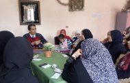 مناهضة العنف ضد المرأة بمركز شباب المحلة الكبرى