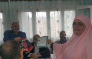 تكريم قيادات الشباب بمجلس مدينة السنطة - غربية