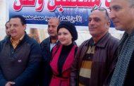 بالصور : حزب مستقبل وطن بمشتول السوق ينظم ندوة