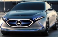 عالم جديد من سيارة مرسيدس بنز أِي كيو أَي كونسيبت 2018...