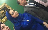 الجمهورية اليوم تهنئ الدكتور احمد الشبلي لخطوبة إبنته السعيدة .