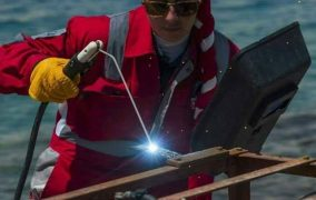 باسنت بسطاوي.. أول مدربة لحام تحت الماء  على مستوى الشرق الأوسط ومهندسة بترول مصرية