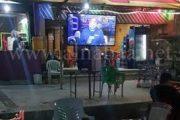 سقوط صاحب مقهى لتشغيل جهاز ريسيفر داخل الكافيه بدون ترخيص بشارع فاروق الزقازيق- شرقية