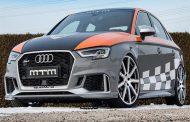 نسخة جديدة ومعدلة من أودي RS 3 بـ1.4 مليون جنيهً..