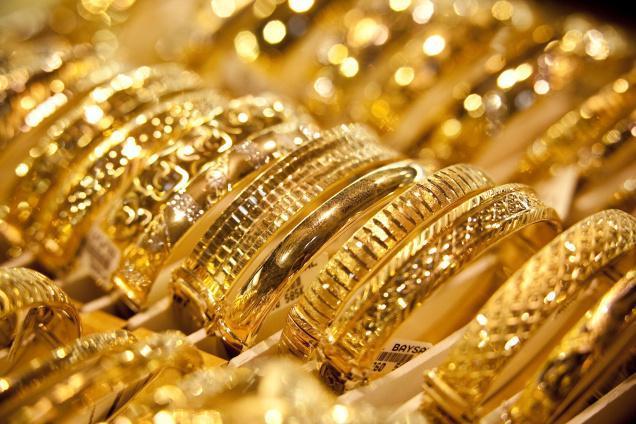 أسعار الذهب في الاسواق اليوم الأثنين 16/4/2018..