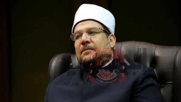 أين أنت باوزير الاوقاف من مهزلة سرقة مسجد سمنود...؟