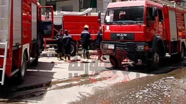 تسرب غاز أسطوانة البوتاجاز سببا فى حرق طالبه بسوهاج