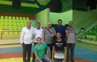 خروج المصارع «خالد سعيد العنانى» من منطقة الدقهلية وذهابة لنادي طلائع الجيش