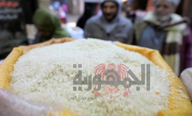 بعد منع زراعة الارز .. مصيلحي يكشف سبب قرار وقف صرف الأرز علي البطاقات التموينية
