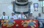 تكريم حفظة القرآن الكريم فى ليلة القدر بمسجد الخليل إبراهيم بالعاشر من رمضان