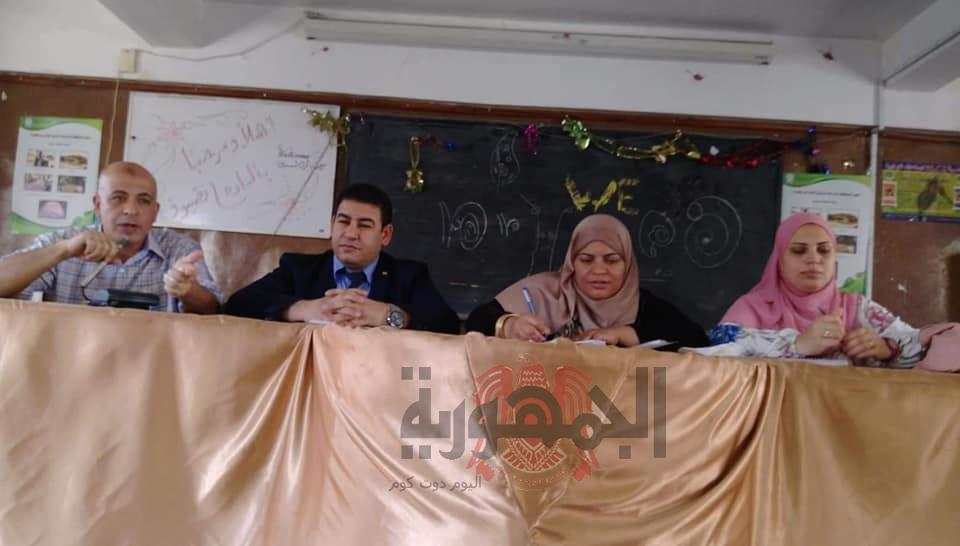 الزراعه واستراتيجية رؤية مصر 2030 فى اعلام طنطا